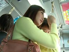 Asian, Asian, Banging, Bus, Compilation, Gangbang