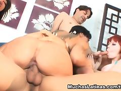 All, Anal, Big Cock, Big Tits, Facial, Group