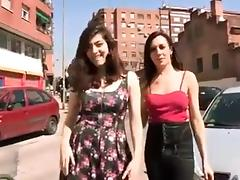 Threesome girl t-girl male