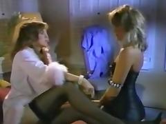 Nylon and High Heels Lesbians