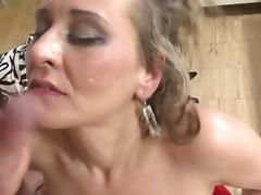Hot milf and her younger lover 187