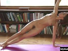 Riley Reid has a lot of yoga to practice