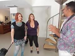BBW, BBW, Fucking, Big Natural Tits