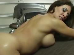 Blackmailed stepmom