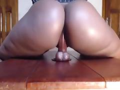 Black Anal, Anal, Assfucking, Black, Ebony, Masturbation