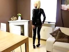 Latex, Amateur, Catsuit, Hardcore, Latex, Sex