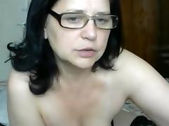 Mature russian couple having oral sex
