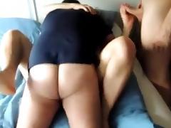 Amateur Threesome 22