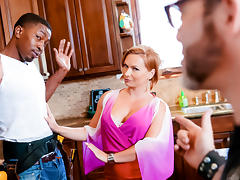 Isiah Maxwell in Mom's Cuckold #19, Scene #03 - RealityJunkies
