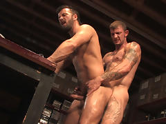 Ricky Sinz & Manuel DeBoxer in Rear Deliveries, Scene #03
