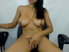 Big Natural Tits Cam II