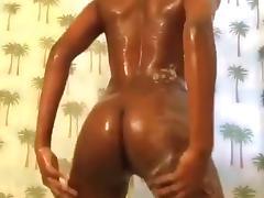 Black Keyshia Chocolate Pussy!!
