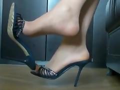 sexy nylon feets