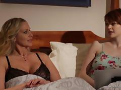 Bree and Julia quickly fall in love with each other and have sex