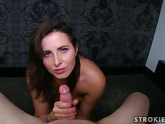 STROKIES Helena Price Handjob