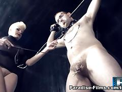 Scarlet Young in Domination School - Paradise-Films