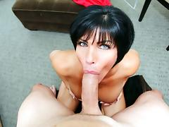 Shay Foxx in Cum Starved Mom - CougarSeason