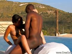 African, African, Black, Couple, Ebony, Fantasy