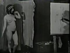 Blue Films, Classic, Hairy, Vintage, 1930, Antique