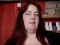German amateur lady