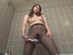 Bathroom, Asian, Bath, Bathing, Bathroom, Big Tits