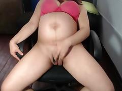 Preggo beauties webcam