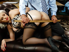 Jenna Ivory & Mick Blue in Homeroom Rump - Brazzers