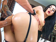 Marley Brinx in Marley Brinx Takes It In Every Hole - BangBros