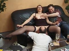 Party, Group, Hardcore, Lucky, Mature, Orgy
