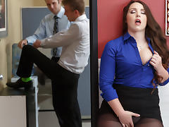 Office, Anal, Ass, Assfucking, Big Ass, Big Cock