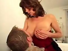 MOM cum   squirt all time..