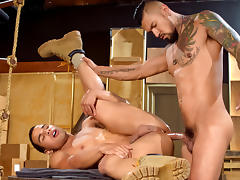 Size Matters XXX Video: Boomer Banks, Trelino