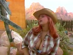 Bbw cowgirls