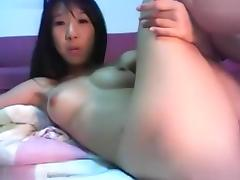 Incredible Webcam clip with Asian scenes