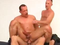 Army, Army, Group, Orgy, Threesome, 3some