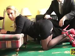British, BDSM, British, Cumshot, European, Penis