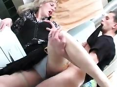 Sexy MILF needs a dick that is tough