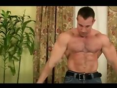 Muscle men fucking