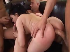 All, Anal, Assfucking, Brunette, College, Exotic