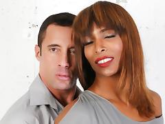 Nick Capra & Natissa Dreams in TS Stepmother - TransSensual