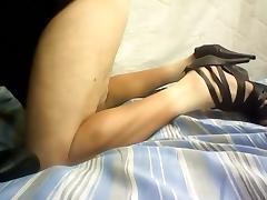 Webcam shemale rica y deliciosa flaquita
