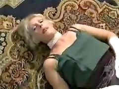 Smoking Hot hairy Gran