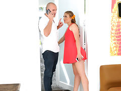 Alyssa Cole in Not Leaving Empty Handed - TeamSkeet