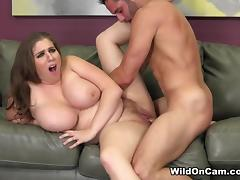 Alex Chance & Damon Dice in Fucking Busty Babe Alex - WildOnCam