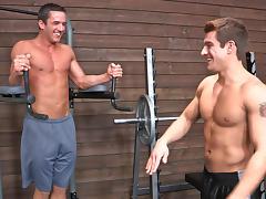 Sean Cody Clip: Zack & Jordan - Bareback