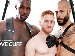 Nubius & Dylan Henri & Leander in Cuff Love XXX Video - NextdoorEbony
