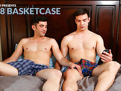 Jason Maddox & Andy Banks in STR8 Basketcase XXX Video - NextdoorBuddies