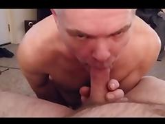 Nakedguy1965 cock sucking compilation