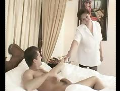Big Boobs Milf Stepmom Gets A Big Surprise in