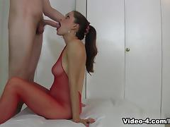Bodystocking Oral Riding Creampie